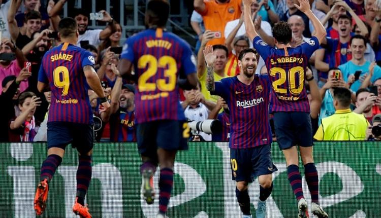 Barcelona 4-0 PSV Eindhoven maç özeti ve golleri (İZLE)