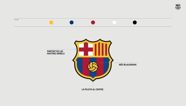Barcelona armasını değiştirdi
