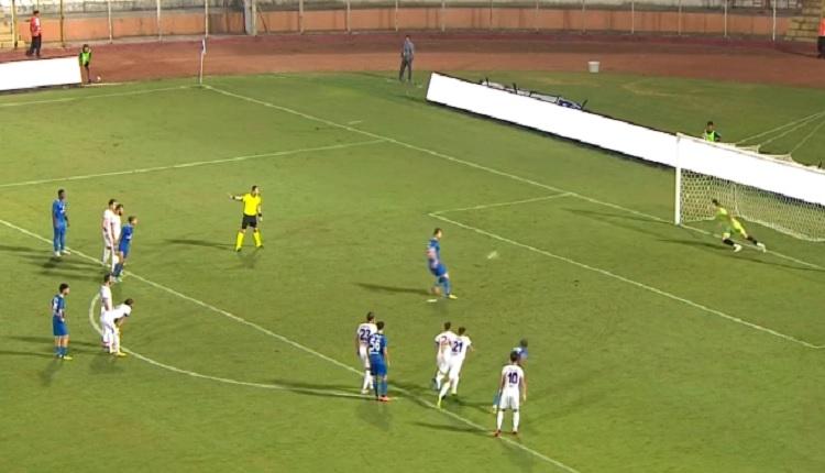 Batuhan Karadeniz'in Panenka penaltısı auta gitti, Orkan Çınar golü attı (Adana Demirspor 2-1 Yeni Orduspor)