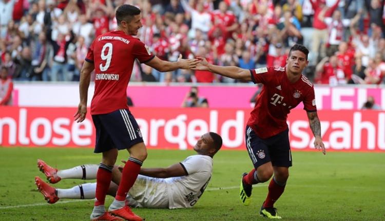 Bayern Münih evinde Bayer Leverkusen'i 3-1 ile geçti (Bayern Münih Leverkusen maç özeti)