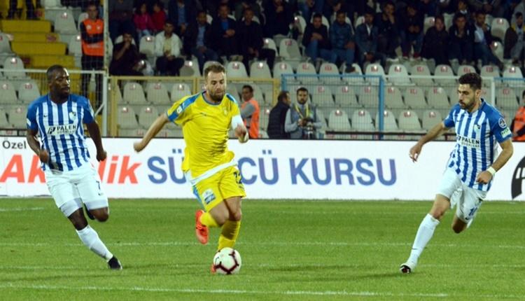 BB Erzurumspor 0 - 1 Ankaragücü maçın özeti ve golleri