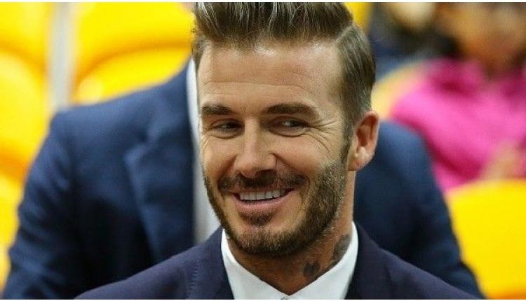 Beckham'ın takımının adı