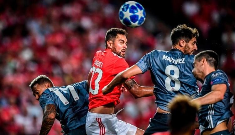 Benfica 0-2 Bayern Münih maç özeti ve golleri (İZLE)