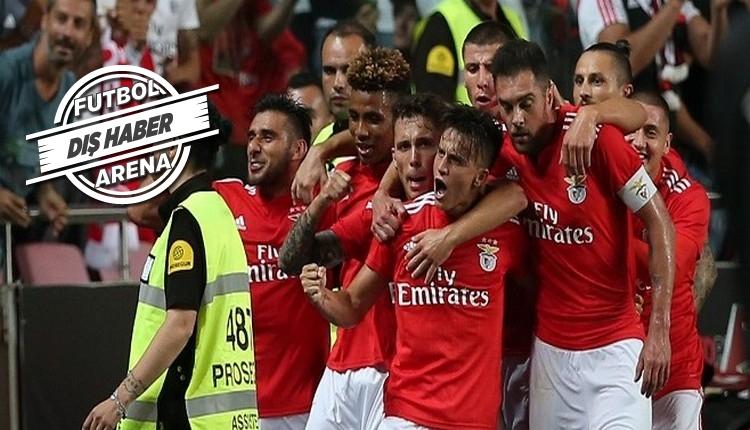 Benfica için 3 yıl men tehlikesi