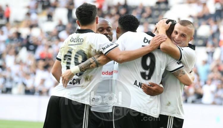 Beşiktaş 2-1 Altınordu maç özeti ve golleri (İZLE)