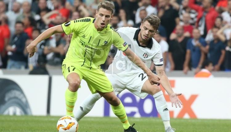 Beşiktaş 3-1 Sarpsborg maç özeti ve golleri (İZLE)