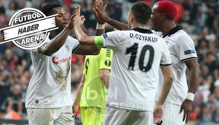 'Beşiktaş Bayern Münih golü attı'