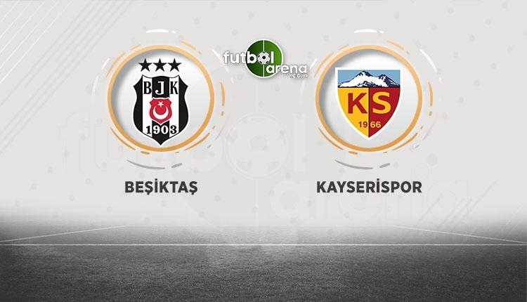Beşiktaş Kayserispor beIN Sports canlı şifresiz izle (BJK Kayserispor CANLI)