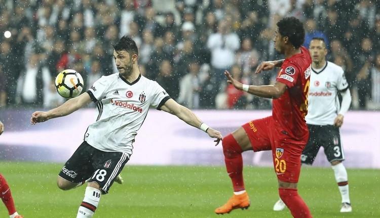 Beşiktaş - Kayserispor maçı nerede oynanacak?
