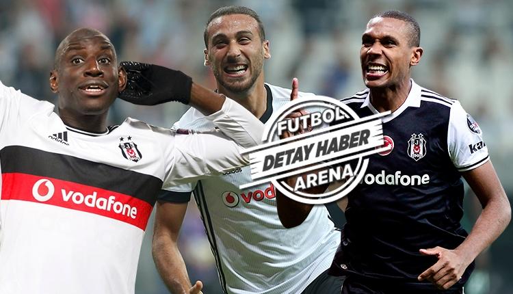 Beşiktaş en çok parayı golcüden ve stoperden kazandı!
