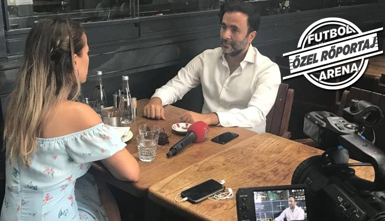 BJK Haber: Beşiktaş Yöneticisi Emre Kocadağ: 'Kimse Beşiktaş'ı kolay kolay yıkamaz!'