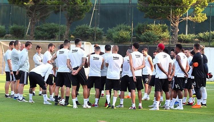 Beşiktaş'ın Bursaspor kadrosu belli oldu