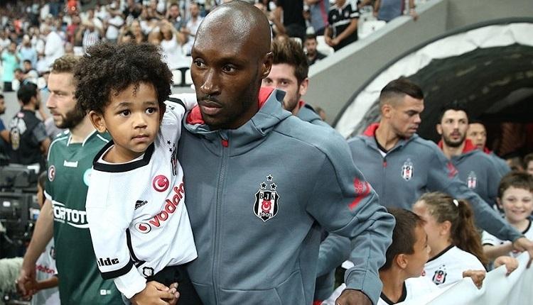 Beşiktaş'ta Atiba rekor için sahaya çıkacak