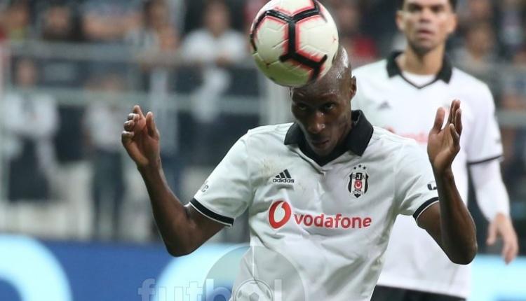 Beşiktaş'ta Atiba'nın Kayserispor maçına damga vuran istatistiği