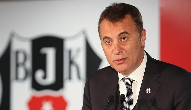 Beşiktaş'ta Fikret Orman mazbatasını aldı