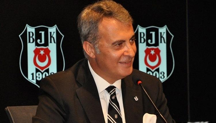Beşiktaş'ta Fikret Orman'dan değişim sinyali