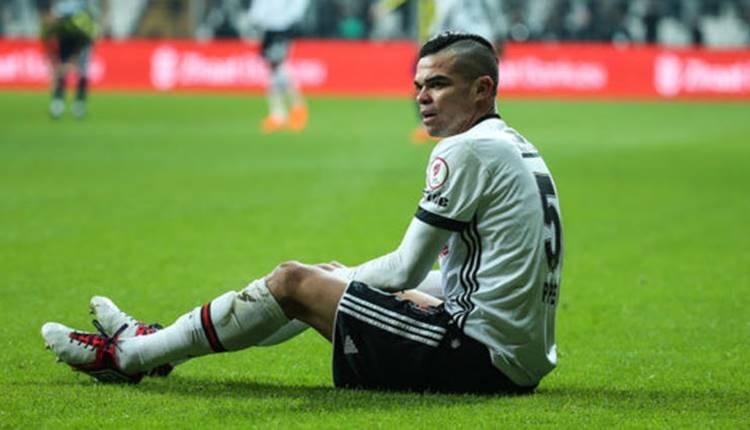 Beşiktaş'ta sözleşme zamanı! Pepe, Adriano ve Babel