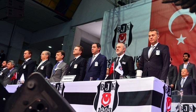 Beşiktaş'ta tüzük değişti! İşte o 4 madde
