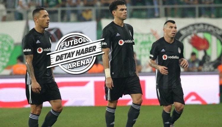 Beşiktaş'tan son 10 sezonda 2. kez