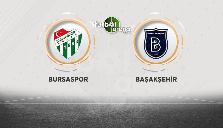 Bursaspor - Medipol Başakşehir beIN Sports canlı şifresiz izle (Bursaspor Başakşehir CANLI)