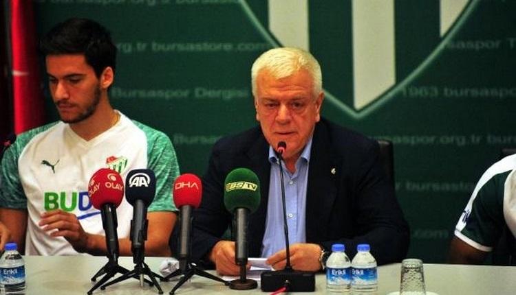 Bursaspor'da Ali Ay'dan Kamil Grosicki açıklaması