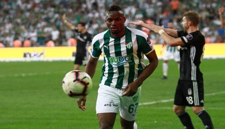 Bursaspor'un golü VAR ile iptal oldu