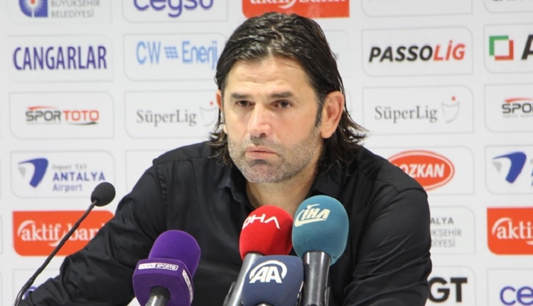 Çaykur Rizespor'da İbrahim Üzülmez ile yolları ayırma kararı alındı