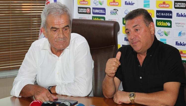 Çaykur Rizespor'da yeni başkan Hasan Kartal