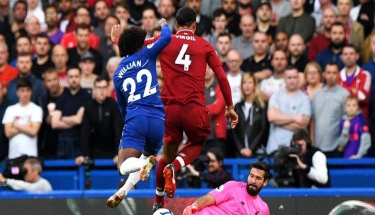 Chelsea 1-1 Liverpool maç özeti ve golleri (İZLE)
