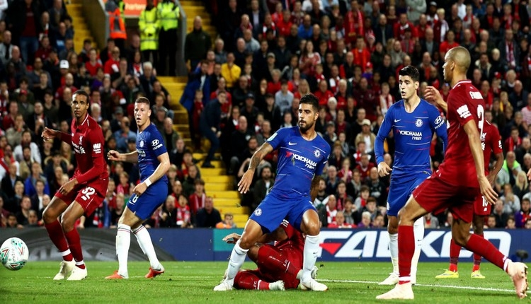 Chelsea - Liverpool maçı hangi kanalda? (Chelsea Liverpool S Sport)