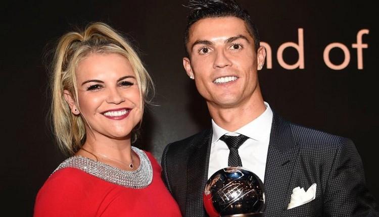 Cristiano Ronaldo'nun kız kardeşi: