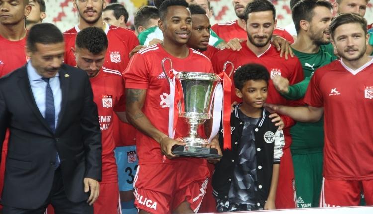 Cumhuriyet KupasıDemir Grup Sivasspor'un