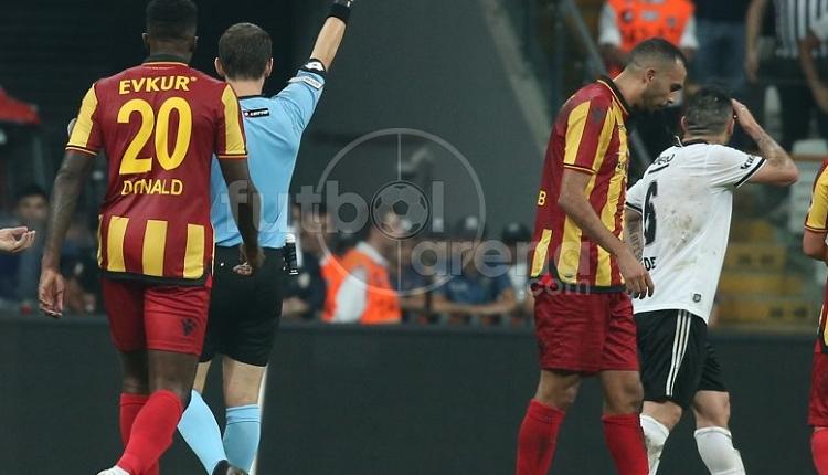 BJK Haber: Derbiler öncesi en fazla kırmızı kart gören Beşiktaş