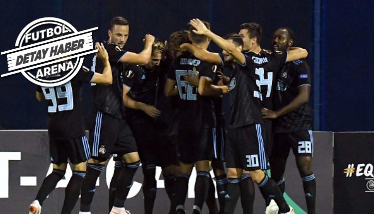 Dinamo Zagreb, Fenerbahçe maçında 22 şutla rekor kırdı