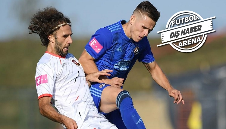 Dinamo Zagreb'in forveti Gavranovic: