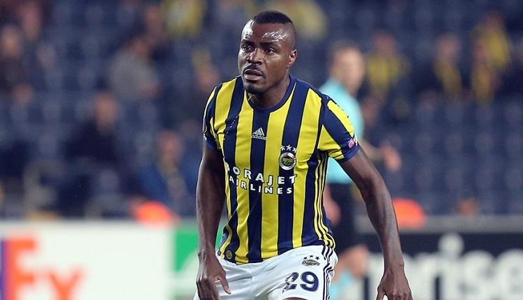 Emenike'den Fenrbahçe'ye Beşiktaş derbisi öncesi destek mesajı