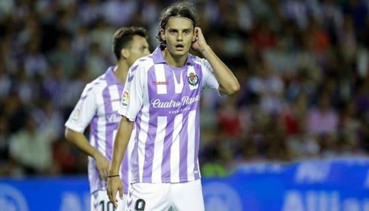 Enes Ünal'ın Celta Vigo'ya attığı gol
