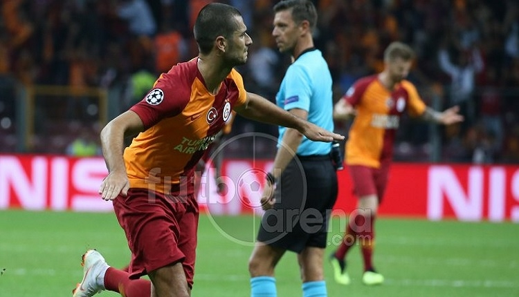 GS Haber: Eren Derdiyok 7 yıl sonra Şampiyonlar Ligi'nde gol attı