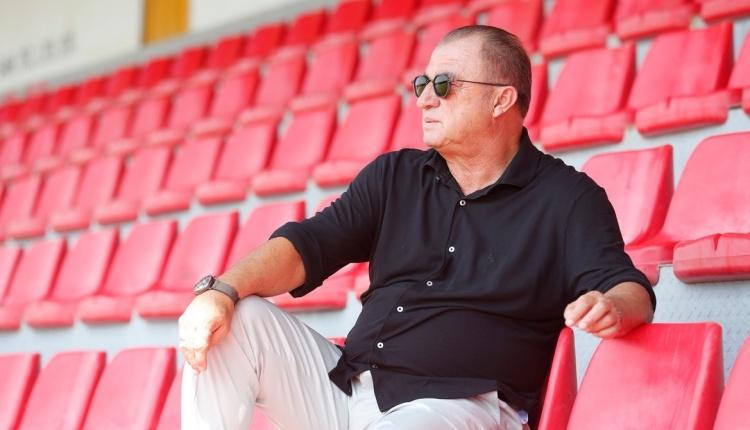 GS Haber: Fatih Terim'den Lokomotiv Moskova maçı provası