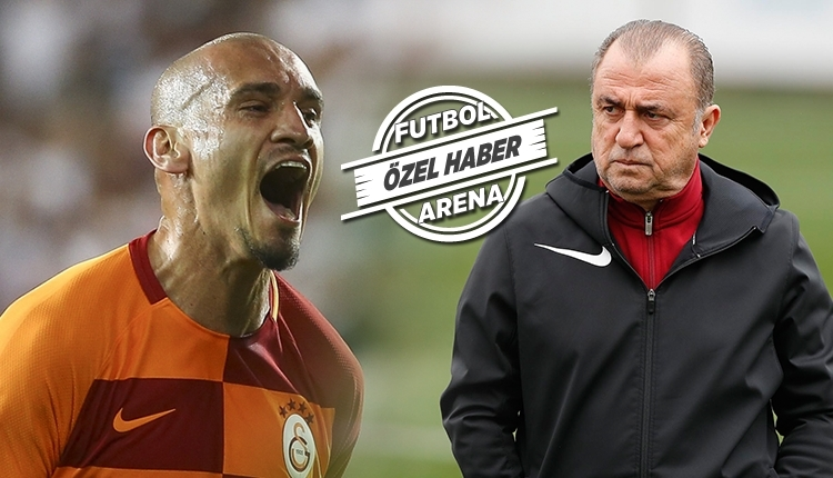 Fatih Terim'den Lokomotiv Moskova maçında Maicon sürprizi