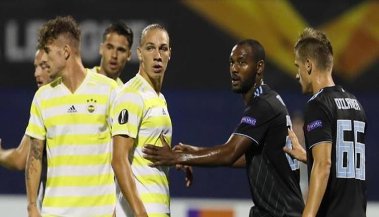 Fenerbahçe 1,5 yıl sonra kalesinde 4 gol gördü
