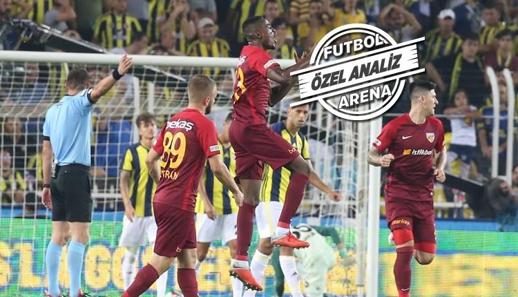 Fenerbahçe, Bernard Mensah'ı durduramadı!