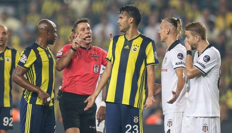 Fenerbahçe - Beşiktaş derbisi yine kızardı