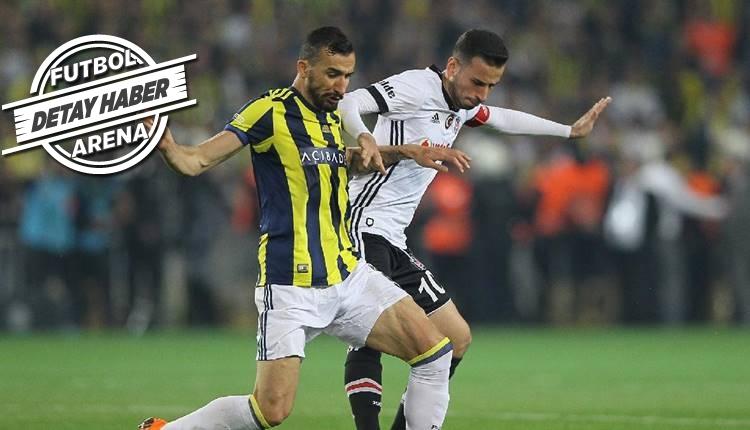 Fenerbahçe için Beşiktaş derbisinin şifresi