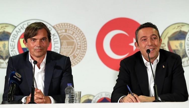 FB Haber: Fenerbahçe'de Ali Koç için Cocu iddiası;