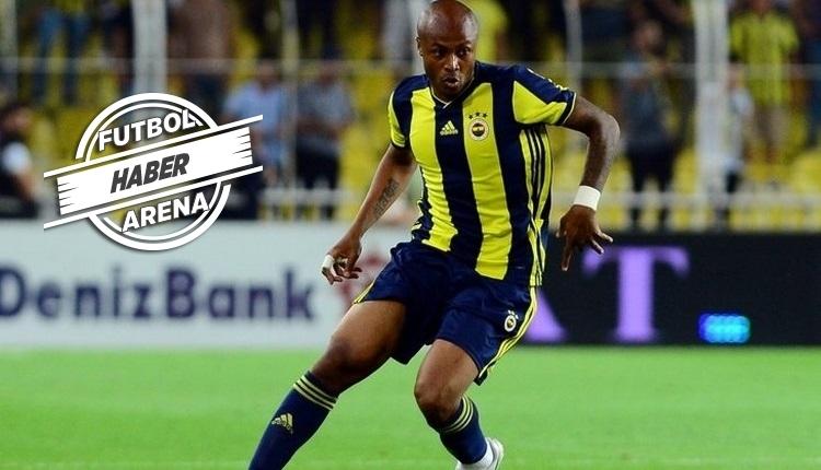 Fenerbahçe'de Andre Ayew neden 11'de?