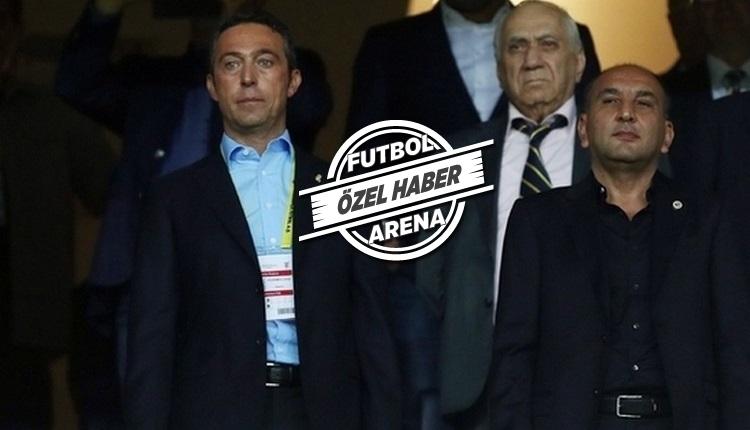 Fenerbahçe'de bu sezon bir ilk! Ali Koç...