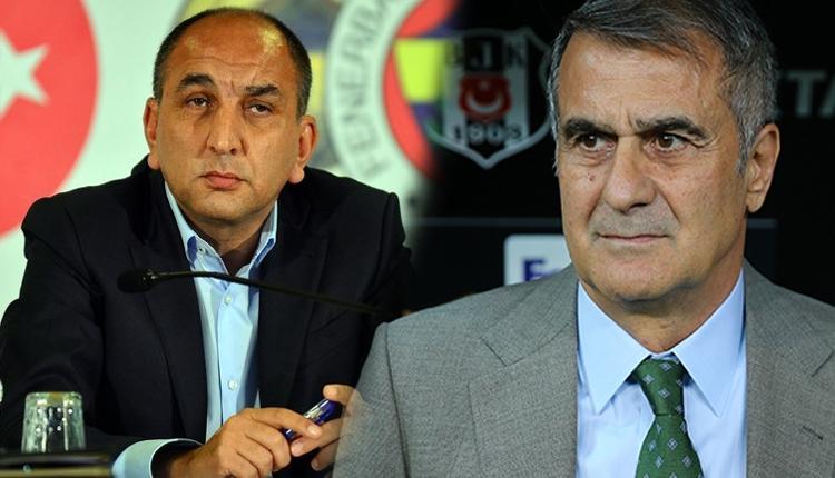 Fenerbahçe'de Semih Özsoy: ''Şenol Güneş'i kınıyoruz!''