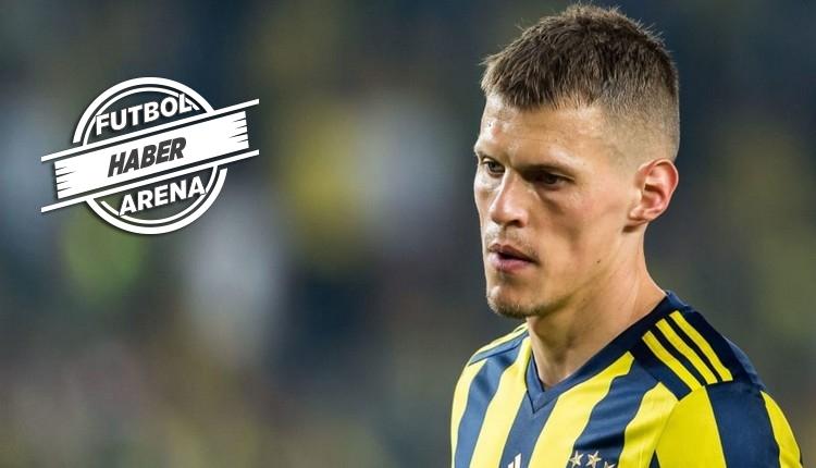 Fenerbahçe'de Skrtel, Rize maçında oynayacak mı?