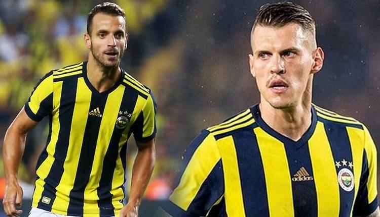 Fenerbahçe'de Soldado derbi kadrosuna alınmadı